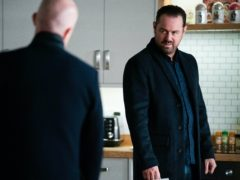 Mick Carter in EastEnders (BBC/PA)
