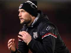 Grimsby interim boss Ben Davies felt his side lacked quality in the draw with Oldham (Mike Egerton/PA)