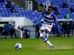 Alfa Semedo scored for Reading (Tess Derry/PA)