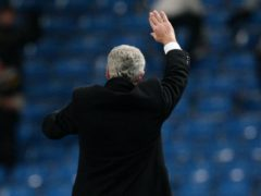 Mark Hughes was dismissed from his job at Manchester City (Dave Thompson/PA)