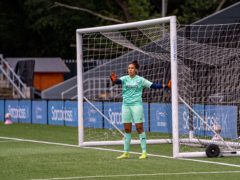 Crystal Palace Women's goalkeeper Chloe Morgan is determined to improve equality in the sport (Stephen Flynn/handout/PA)