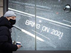 Nicola Sturgeon has defended her decision to keep Edinburgh under Level 3 coronavirus restrictions (Jane Barlow/PA)