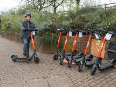 Ford has kick-started an e-scooter trial in Essex