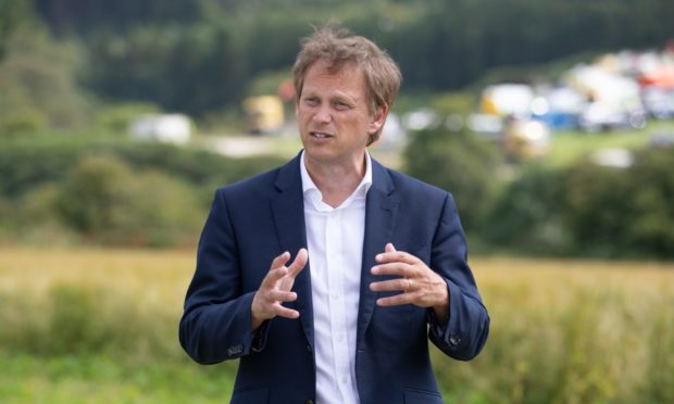 Grant Shapps: We owe it to victims of Stonehaven rail crash to learn lessons