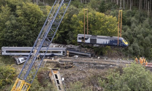 Survivors pursuing legal action after tragic Stonehaven rail crash