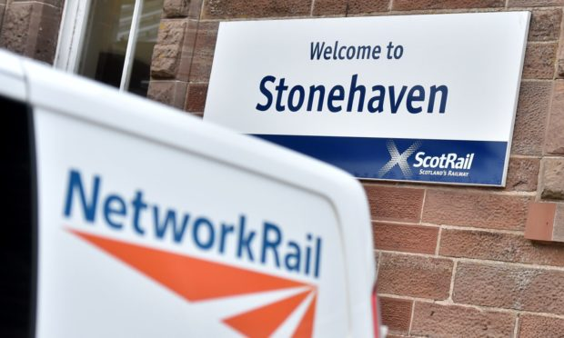 Action has been taken after Stonehaven rail crash – Network Rail chiefs