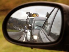 Pay-as-you-drive motoring could be a fairer alternative to fuel duty and vehicle excise duty, Reform Scotland said (Andrew Milligan)