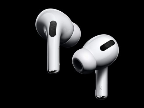 Which? has named Apple's Airpods Pro its product of the year (Apple/PA)