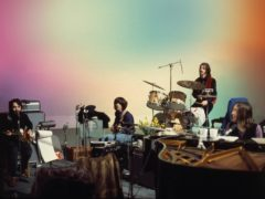 Director Sir Peter Jackson has shared a sneak peek at his eagerly awaited Beatles documentary Get Back (Linda McCartney/Apple Corps Ltd/PA)