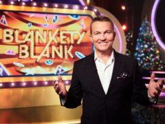 Bradley Walsh said it will be a 'thrill' to host the BBC's one-off Christmas special of Blankety Blank (Thames/ Matt Frost/PA)
