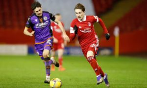 Rangers 'to make approach' for Aberdeen attacker Scott Wright