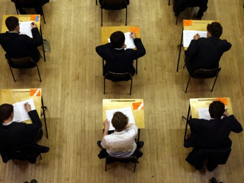 Controversial academic selection test in NI cancelled due to Covid fears (David Jones/PA)