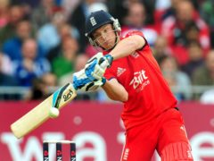 Jos Buttler admits he was anxious sharing a dressing room with established stars at the start of his international career (Rui Vieira/PA)