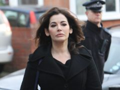 TV cook Nigella Lawson's suggestion was seen as a swipe at the departing US president Donald Trump (Sean Dempsey/PA)