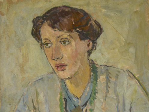 A portrait of Virginia Woolf (PA)