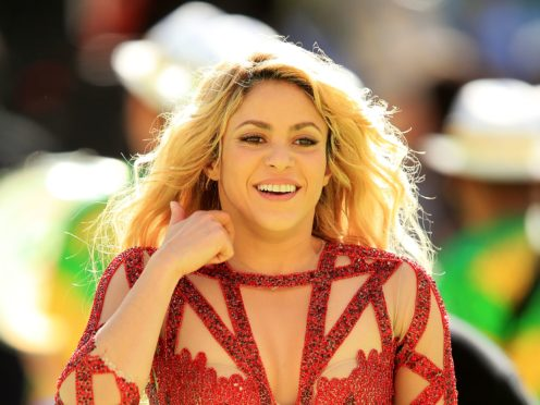 Shakira is the latest in a string of artists to sell their rights to Hipgnosis Songs (Mike Egerton/PA)