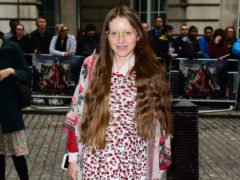 Jessie Cave's partner has also had Covid-19 (Ian West/PA)