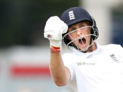England captain Joe Root registered a double century against Sri Lanka (Martin Rickett/PA)