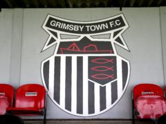 Grimsby have been sanctioned (Richard Sellers/PA)