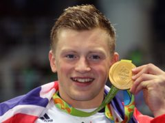 Adam Peaty has been confirmed in the Great Britain team for the delayed Tokyo Olympics (Owen Humphreys/PA)