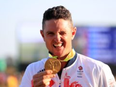 Justin Rose won Olympic gold in Rio but could miss out on defending his title in Tokyo (Mike Egerton/PA)