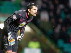 Aberdeen keeper Tomas Cerny has announced his retirement (Jeff Holmes/PA)