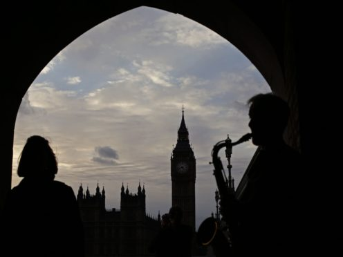 The Government's Brexit deal does not include visa-free travel for musicians (Yui Mok/PA)