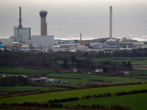 Sellafield Nuclear Power Plant will see long-reach robotic arms in use (Peter Byrne/PA)