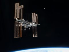 Tthe International Space Station (Nasa/PA)