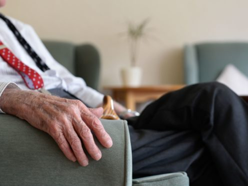 The Crown Office and Procurator Fiscal Service's dedicated Covid-19 Death Investigation Team is reported to be probing the circumstances of coronavirus-related deaths in 474 care homes (Joe Giddens/PA)