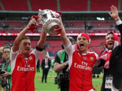 Mesut Ozil has won multiple FA Cups during his time at Arsenal (Nick Potts/PA)