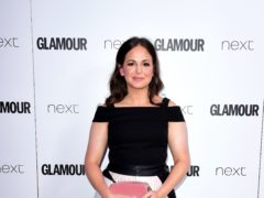 Giovanna Fletcher (Ian West/PA)