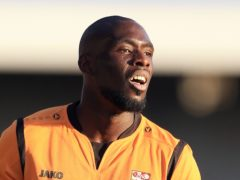 Simeon Akinola scored for Southend against Cambridge (Nigel French/PA)