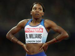 Great Britain's Bianca Williams (PA)