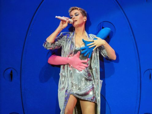 Katy Perry has joined the list of stars performing during the celebrations for Joe Biden's inauguration (Danny Lawson/PA)
