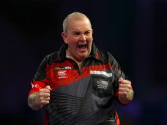 Phil Taylor announced his career was coming to an end four years ago (Steven Paston/PA)