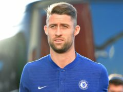 Gary Cahill made nearly 300 appearances for Chelsea (Anthony Devlin/PA)