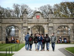 The return of university students should be delayed in line with the return of schools, Scottish Lib Dem leader Willie Rennie has said (Jane Barlow/PA)