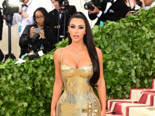 Kim Kardashian West breaks down in tears in the teaser for the final series of the family's reality TV show (Ian West/PA)