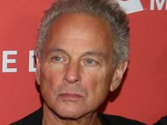 Lindsey Buckingham was inducted into the Rock and Roll Hall of Fame in 1998 (Greg Allen/PA)