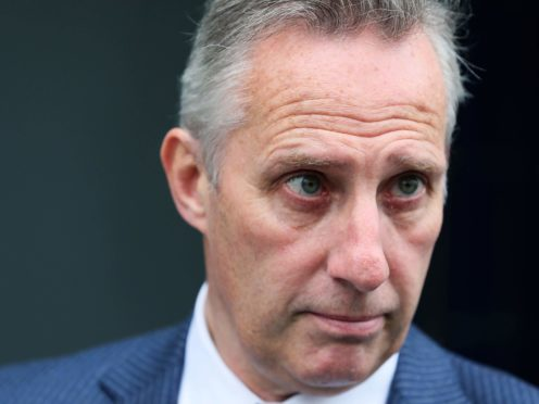 North Antrim MP Ian Paisley faced criticism for his comments (PA)