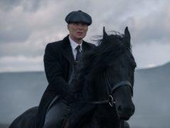 Cillian Murphy as Tommy Shelby in Peaky Blinders (Matt Squire/Caryn Mandabach Prod)