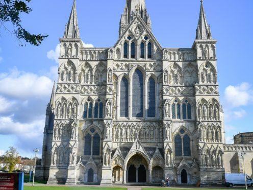 Salisbury Cathedral (Ben Birchall/PA)