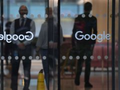 Google has completed a £1.5 billion takeover of Fitbit (Stefan Rousseau/PA)
