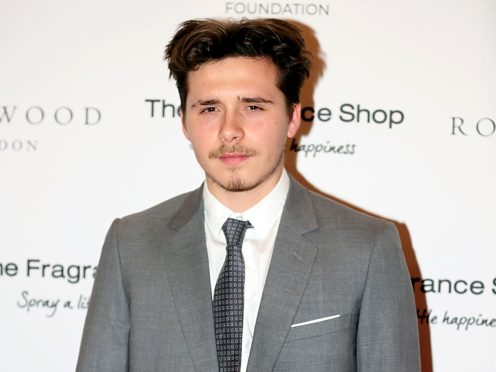 Brooklyn Beckham (David Parry/PA)