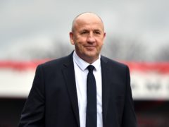 John Coleman was impressed by the quality of Accrington's goals (Anthony Devlin/PA)