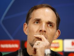 Thomas Tuchel worked under extreme pressure, and with big egos, at Paris St Germain (Martin Rickett/PA)