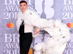Pop star Olly Alexander said Queer As Folk 'left a mark on me' (Ian West/PA)