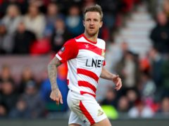 Doncaster are without their experienced captain James Coppinger (Richard Sellers/PA)