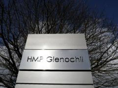The incident happened at HMP Glenochil (Andrew Milligan/PA)